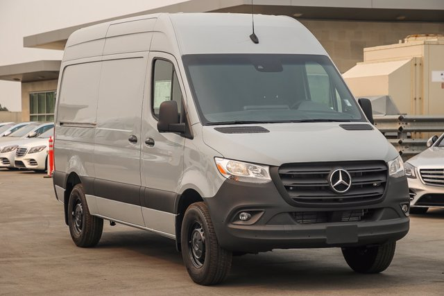 2020 Mercedes-Benz Sprinter 2500 Standard Roof RWD, Empty Cargo Van #S1340 - photo 13
