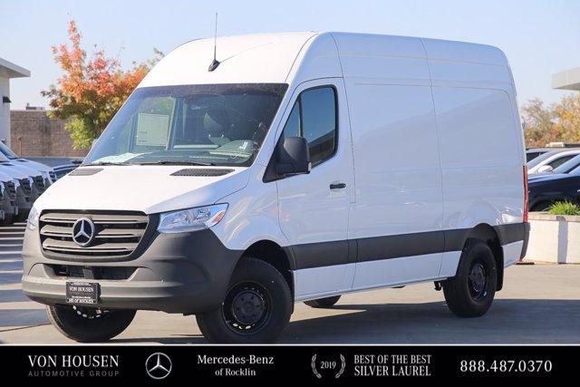 2020 Mercedes-Benz Sprinter 2500 Standard Roof 4x2, Empty Cargo Van #S1359 - photo 1