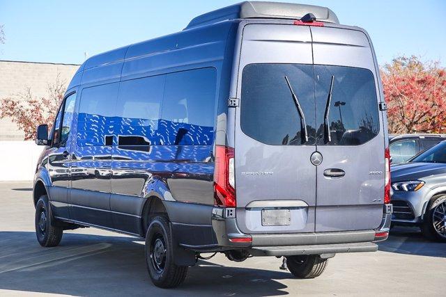 2020 Mercedes-Benz Sprinter 2500 High Roof 4x4, Empty Cargo Van #S1387 - photo 6
