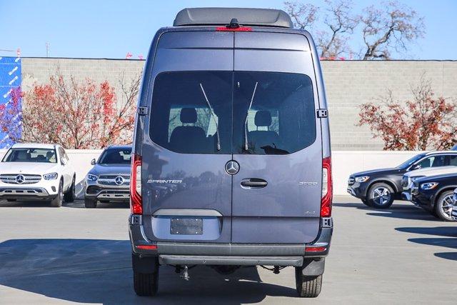 2020 Mercedes-Benz Sprinter 2500 High Roof 4x4, Empty Cargo Van #S1387 - photo 10
