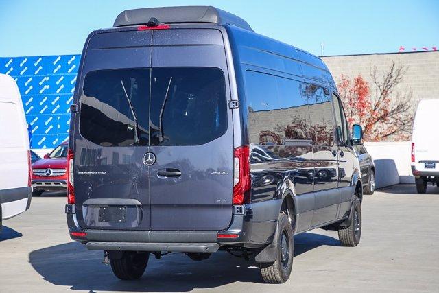 2020 Mercedes-Benz Sprinter 2500 High Roof 4x4, Empty Cargo Van #S1387 - photo 12