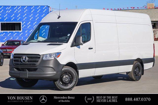 2020 Mercedes-Benz Sprinter 2500 High Roof 4x2, Empty Cargo Van #S1388 - photo 1