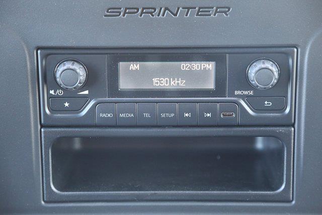 2021 Mercedes-Benz Sprinter 2500 4x2, Empty Cargo Van #S1409 - photo 25