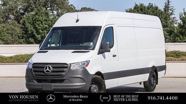 2021 Mercedes-Benz Sprinter 2500 4x2, Empty Cargo Van #S1451 - photo 1