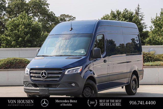 2021 Mercedes-Benz Sprinter 2500 4x2, Empty Cargo Van #S1455 - photo 1