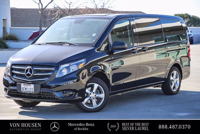 2018 Mercedes-Benz Metris 4x2, Passenger Wagon #U13136 - photo 1