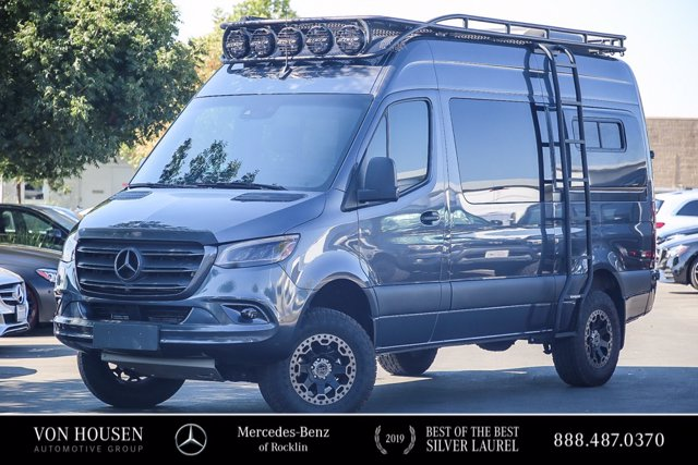 2019 Mercedes-Benz Sprinter 2500 Standard Roof 4x4, Other/Specialty #U13951 - photo 1