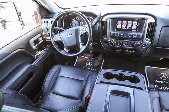 2017 Chevrolet Silverado 1500 Crew Cab 4x4, Pickup #U16378 - photo 20