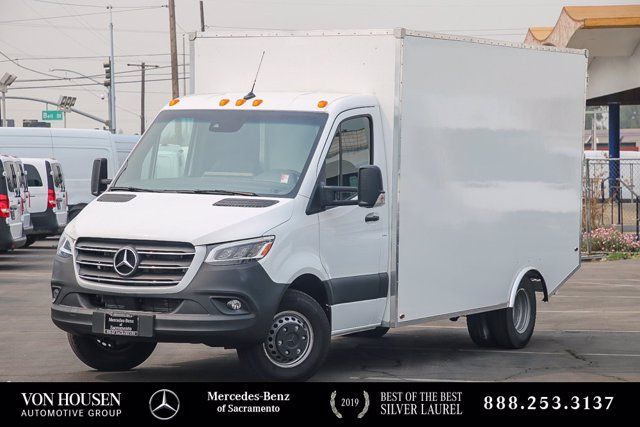 2019 Mercedes-Benz MXCA76 RWD, Cutaway Van #B14882 - photo 1