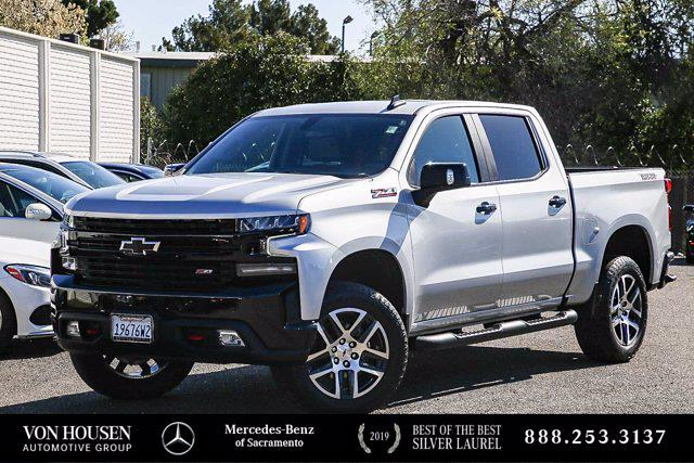 2019 Chevrolet Silverado 1500 Crew Cab 4x4, Pickup #B15847 - photo 1