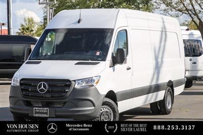 2019 Sprinter 3500XD High Roof 4x2, Empty Cargo Van #SP2123 - photo 1