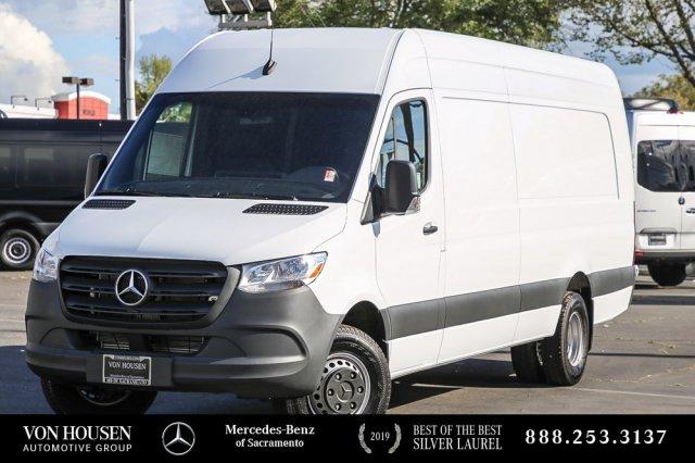 2019 Mercedes-Benz Sprinter 3500XD High Roof 4x2, Empty Cargo Van #SP2124 - photo 1