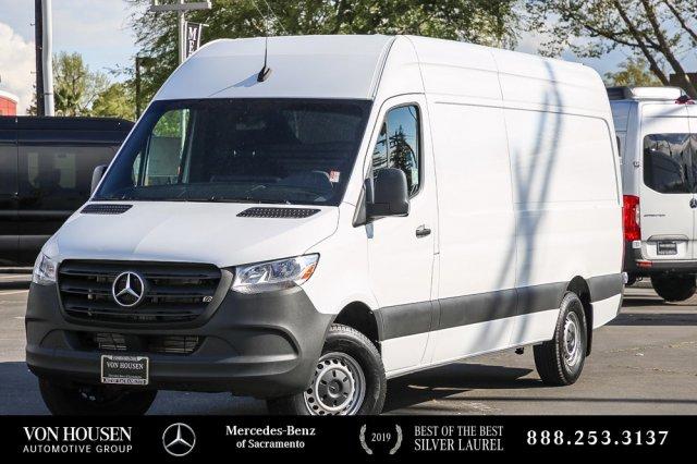 2019 Sprinter 2500 High Roof 4x2, Empty Cargo Van #SP2129 - photo 1