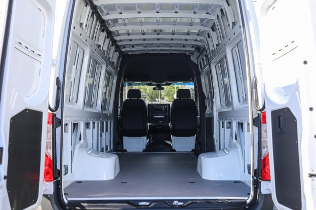 2019 Sprinter 3500XD High Roof 4x2, Empty Cargo Van #SP2130 - photo 1