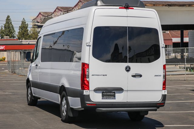 2019 Mercedes-Benz Sprinter 2500 High Roof 4x2, Passenger Wagon #SP2149 - photo 1