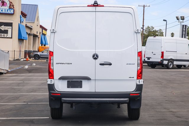 2020 Mercedes-Benz Sprinter 2500 Standard Roof 4x4, Empty Cargo Van #SP2167 - photo 6