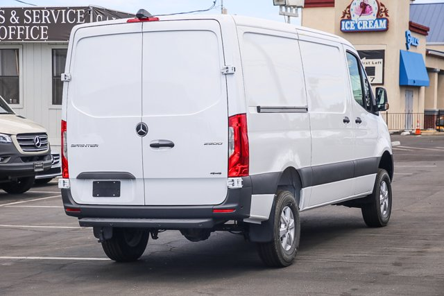 2020 Mercedes-Benz Sprinter 2500 Standard Roof 4x4, Empty Cargo Van #SP2167 - photo 7