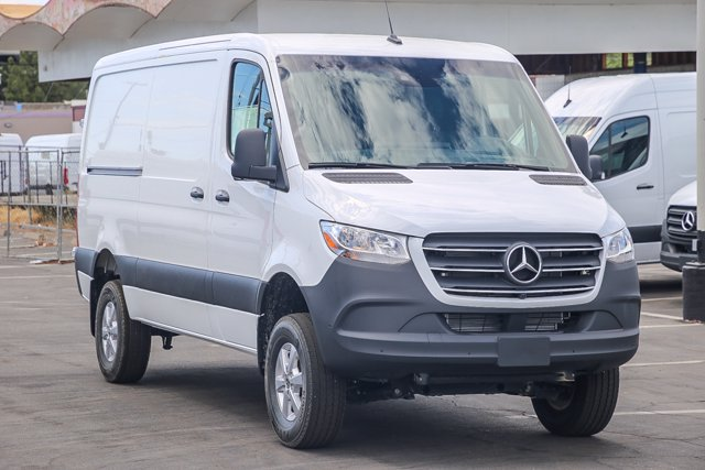 2020 Mercedes-Benz Sprinter 2500 Standard Roof 4x4, Empty Cargo Van #SP2167 - photo 8