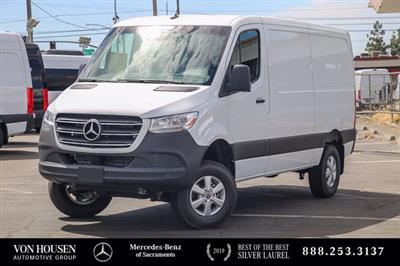 2020 Mercedes-Benz Sprinter 2500 Standard Roof 4x4, Empty Cargo Van #SP2167 - photo 1