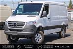 2020 Mercedes-Benz Sprinter 2500 Standard Roof 4x4, Empty Cargo Van #SP2171 - photo 1