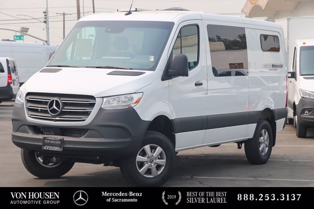2020 Mercedes-Benz Sprinter 2500 Standard Roof 4x4, Other/Specialty #SP2173 - photo 1