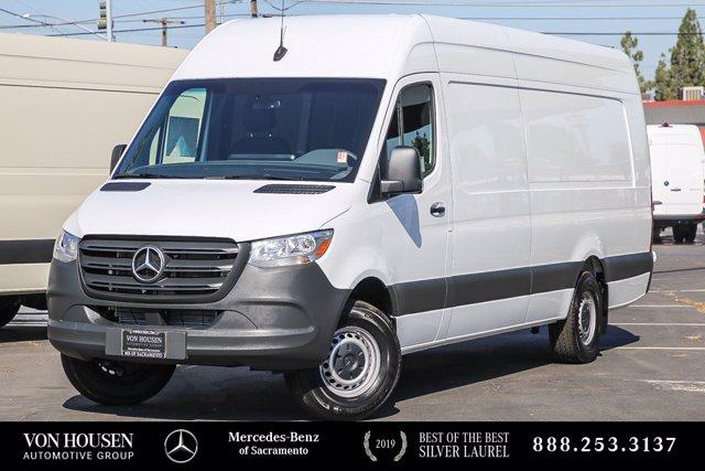 2020 Mercedes-Benz Sprinter 2500 High Roof 4x2, Empty Cargo Van #SP2180 - photo 1