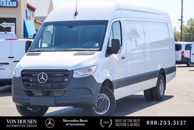 2020 Mercedes-Benz Sprinter 3500XD High Roof 4x2, Empty Cargo Van #SP2181 - photo 1