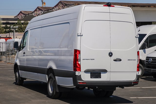 2020 Mercedes-Benz Sprinter 3500XD High Roof 4x2, Empty Cargo Van #SP2184 - photo 6