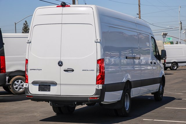 2020 Mercedes-Benz Sprinter 3500XD High Roof RWD, Empty Cargo Van #SP2185 - photo 8