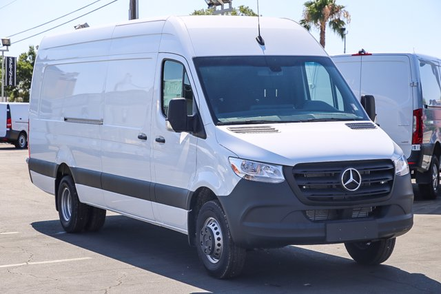 2020 Mercedes-Benz Sprinter 3500XD High Roof 4x2, Empty Cargo Van #SP2186 - photo 8