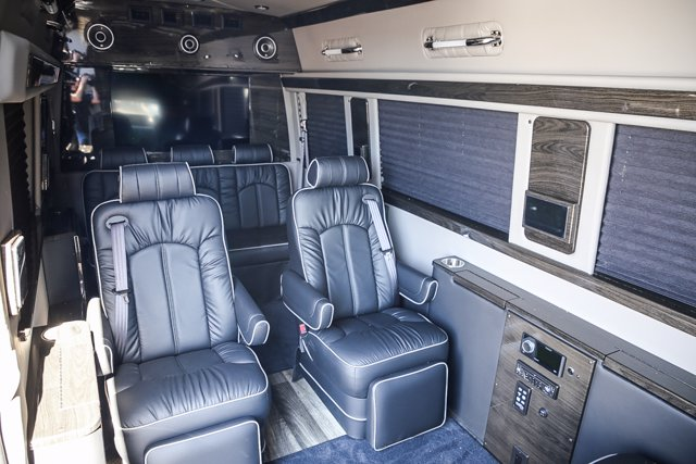 2019 Mercedes-Benz Sprinter 3500 High Roof 4x2, Passenger Wagon #SP2188 - photo 1