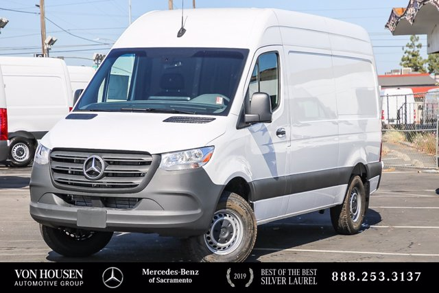 2020 Mercedes-Benz Sprinter 2500 Standard Roof 4x2, Empty Cargo Van #SP2191 - photo 1