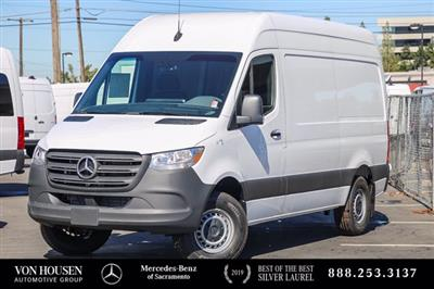 2020 Mercedes-Benz Sprinter 2500 Standard Roof RWD, Empty Cargo Van #SP2204 - photo 1