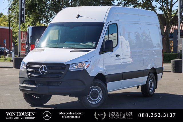 2020 Mercedes-Benz Sprinter 2500 Standard Roof RWD, Empty Cargo Van #SP2205 - photo 1