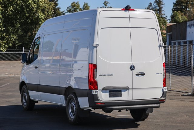 2020 Mercedes-Benz Sprinter 2500 Standard Roof RWD, Empty Cargo Van #SP2205 - photo 6