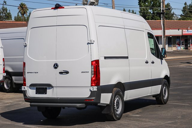2020 Mercedes-Benz Sprinter 2500 Standard Roof RWD, Empty Cargo Van #SP2205 - photo 11