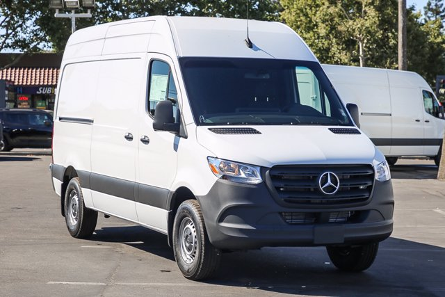 2020 Mercedes-Benz Sprinter 2500 Standard Roof RWD, Empty Cargo Van #SP2205 - photo 13