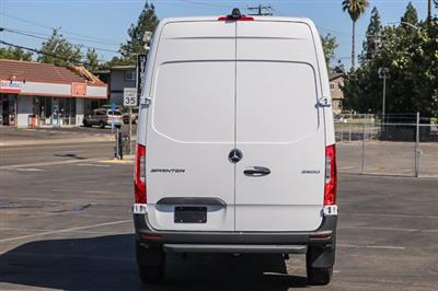 2020 Mercedes-Benz Sprinter 2500 Standard Roof RWD, Empty Cargo Van #SP2205 - photo 9
