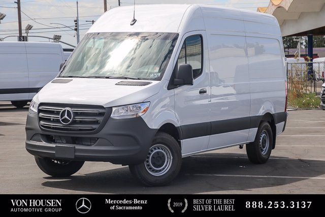 2020 Mercedes-Benz Sprinter 2500 Standard Roof RWD, Empty Cargo Van #SP2207 - photo 1