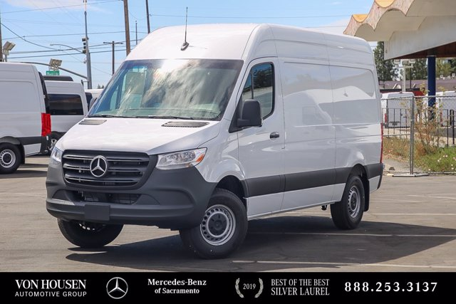 2020 Mercedes-Benz Sprinter 2500 Standard Roof RWD, Empty Cargo Van #SP2215 - photo 1