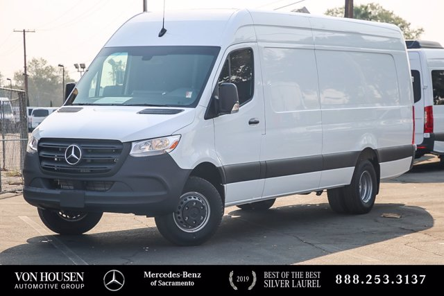 2020 Mercedes-Benz Sprinter 3500XD High Roof RWD, Empty Cargo Van #SP2221 - photo 1