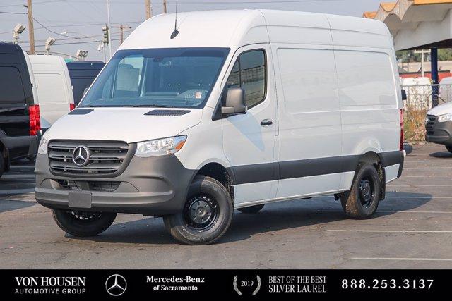 2020 Mercedes-Benz Sprinter 2500 Standard Roof RWD, Empty Cargo Van #SP2222 - photo 1