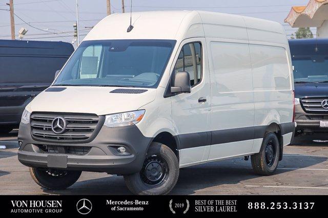 2020 Mercedes-Benz Sprinter 2500 Standard Roof RWD, Empty Cargo Van #SP2232 - photo 1