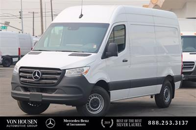 2020 Mercedes-Benz Sprinter 2500 Standard Roof RWD, Empty Cargo Van #SP2236 - photo 1