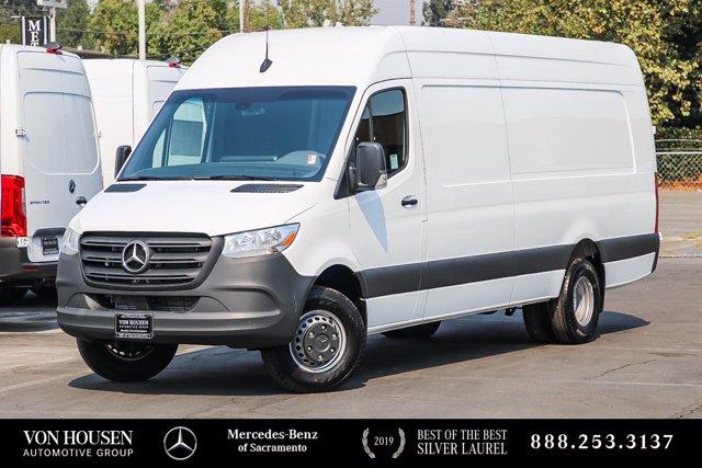 2020 Mercedes-Benz Sprinter 3500XD High Roof DRW 4x2, Empty Cargo Van #SP2245 - photo 1