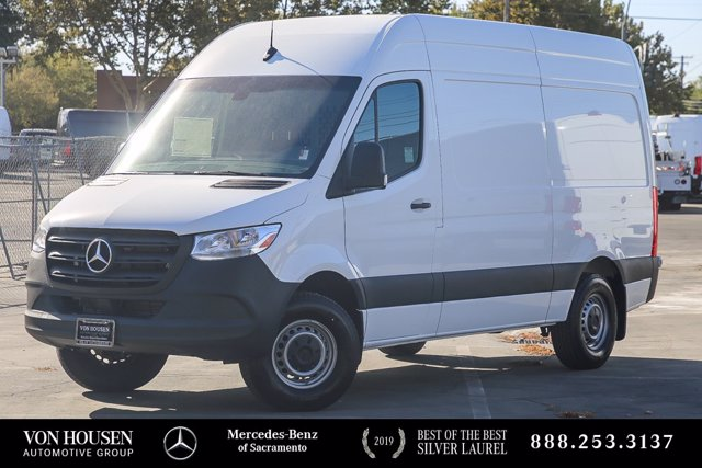 2020 Mercedes-Benz Sprinter 2500 Standard Roof 4x2, Kargo Master Upfitted Cargo Van #SP2247 - photo 1