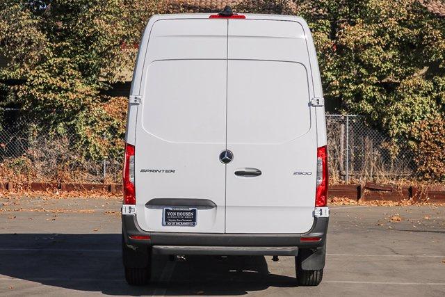 2020 Mercedes-Benz Sprinter 2500 Standard Roof RWD, Empty Cargo Van #SP2247 - photo 9