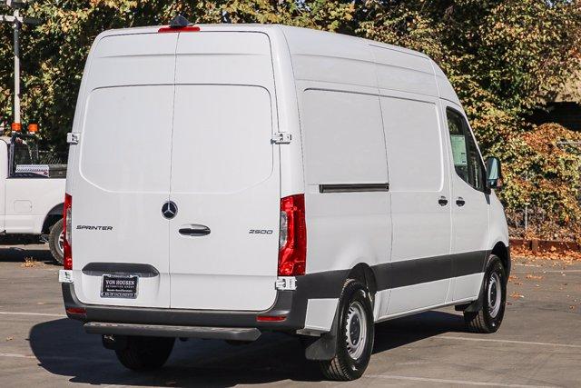 2020 Mercedes-Benz Sprinter 2500 Standard Roof RWD, Empty Cargo Van #SP2247 - photo 11