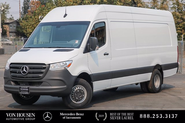 2020 Mercedes-Benz Sprinter 3500XD High Roof DRW 4x2, Empty Cargo Van #SP2248 - photo 1