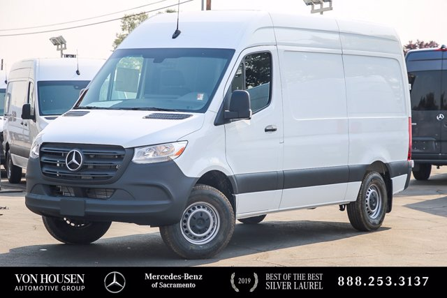 2020 Mercedes-Benz Sprinter 2500 Standard Roof 4x2, Empty Cargo Van #SP2254 - photo 1